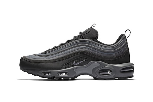 506387e53627 Nike Releases Air Max 97 Plus in Black with Reflective Details