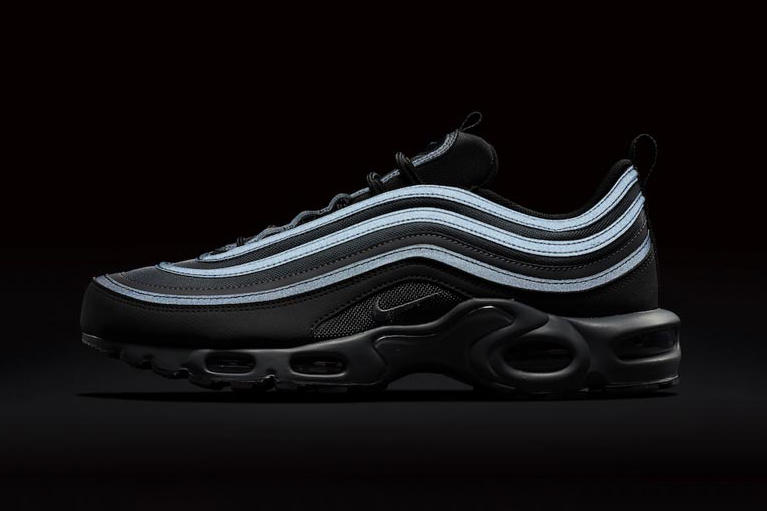Nike Releases Air Max 97 Plus Black Reflective Hypebeast