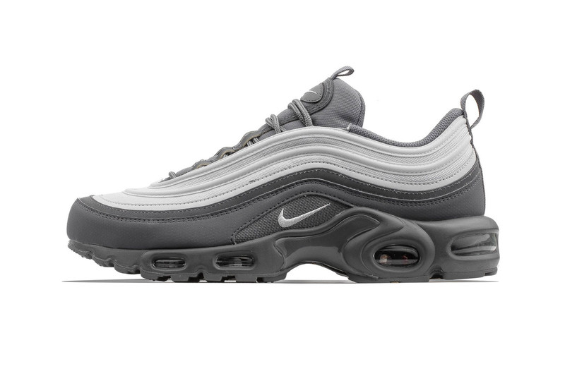 7920ad3b2d After donning a bold Miami Vice-inspired look, Nike's Air Max Plus 97 now  takes to the minimalist side with a