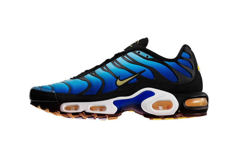 nike air max plus sunset purple hyperblue tn sneakers orange 2018 november december 15 22 24 release date