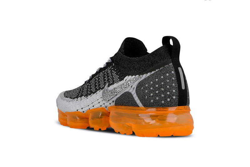 Nik Air Vapormax 2.0 Total Orange Info flyknit sneakers shoes air nike swoosh safari footwear
