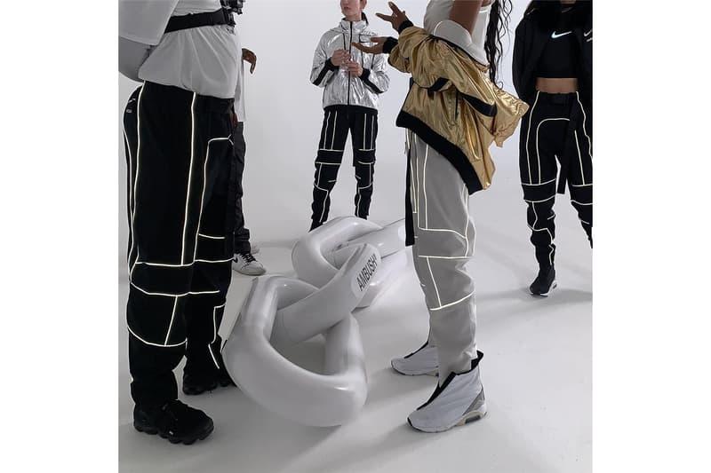AMBUSH x Nike World Launch Event Details Fashion Clothing Footwear Collab Collaboration Paris Tokyo Shanghai Instagram