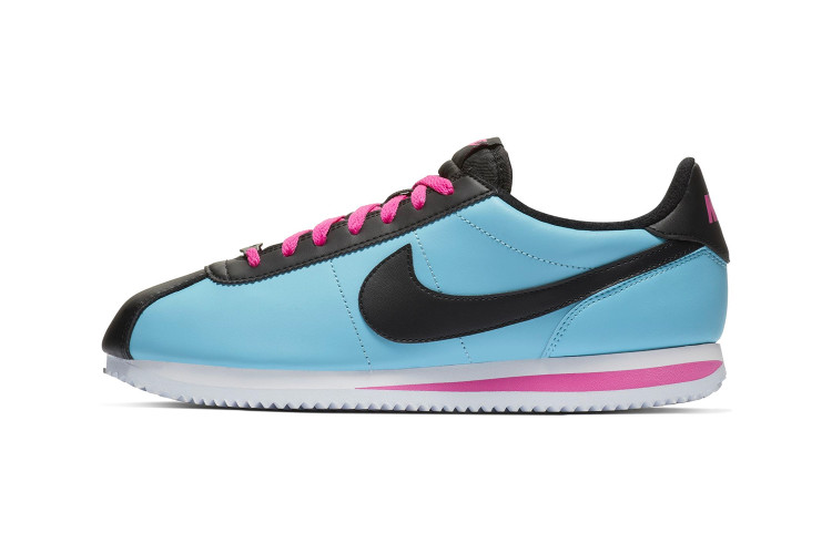 Nike s Cortez Basic Leather Rocks Two New Colorways 55a6a2706