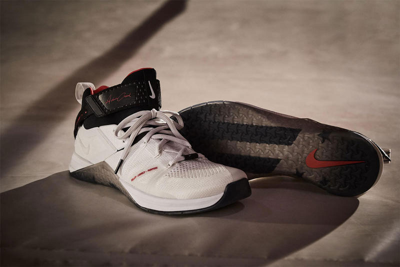 nike michael b jordan creed 2 creed ii movies film interviews editorial 2018 november  adonis nike collection capsule sneakers clothing metcon flyknit 3 AC