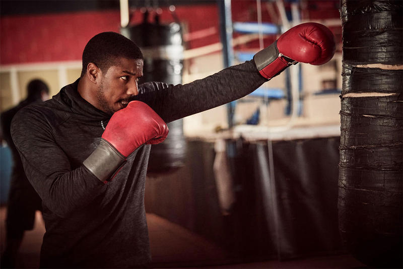 32239f003d7bb8 nike michael b jordan creed 2 creed ii movies film interviews editorial  2018 november adonis nike