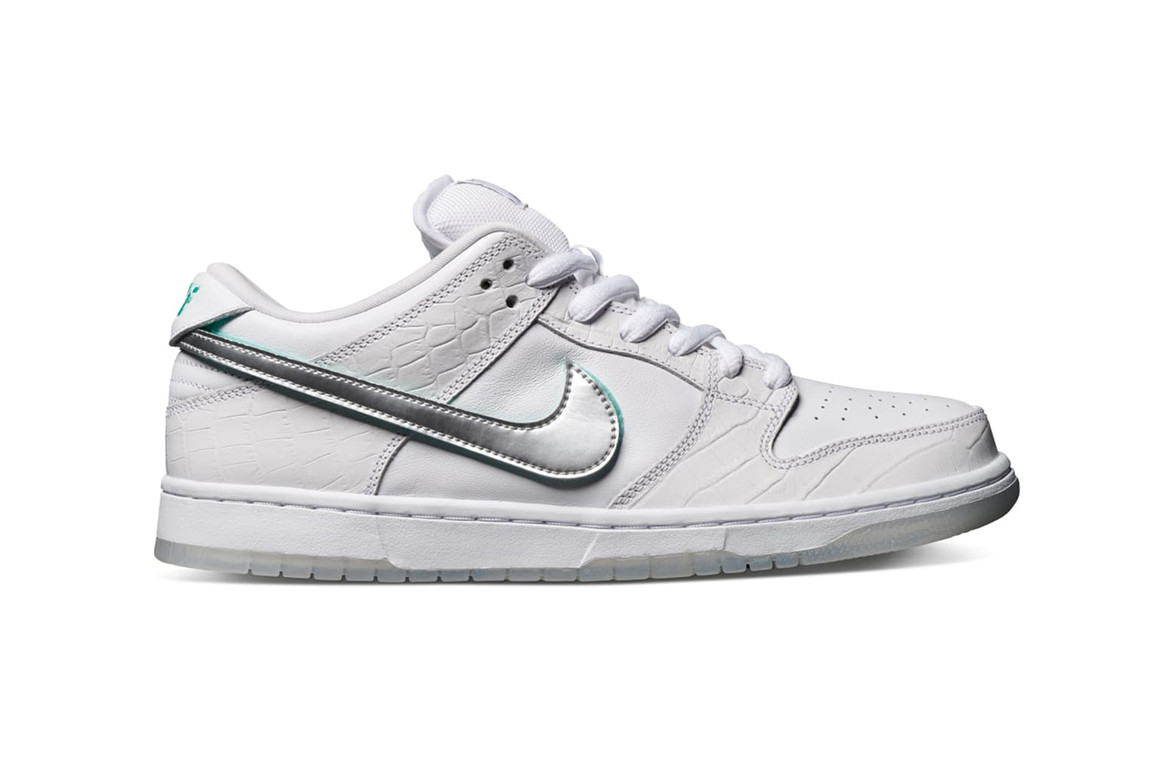 91e235ff Nike SB Dunk Low Diamond Supply Pack at StockX | HYPEBEAST