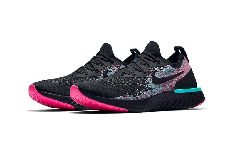 Nike Epic React Flyknit South Beach Release Info Date