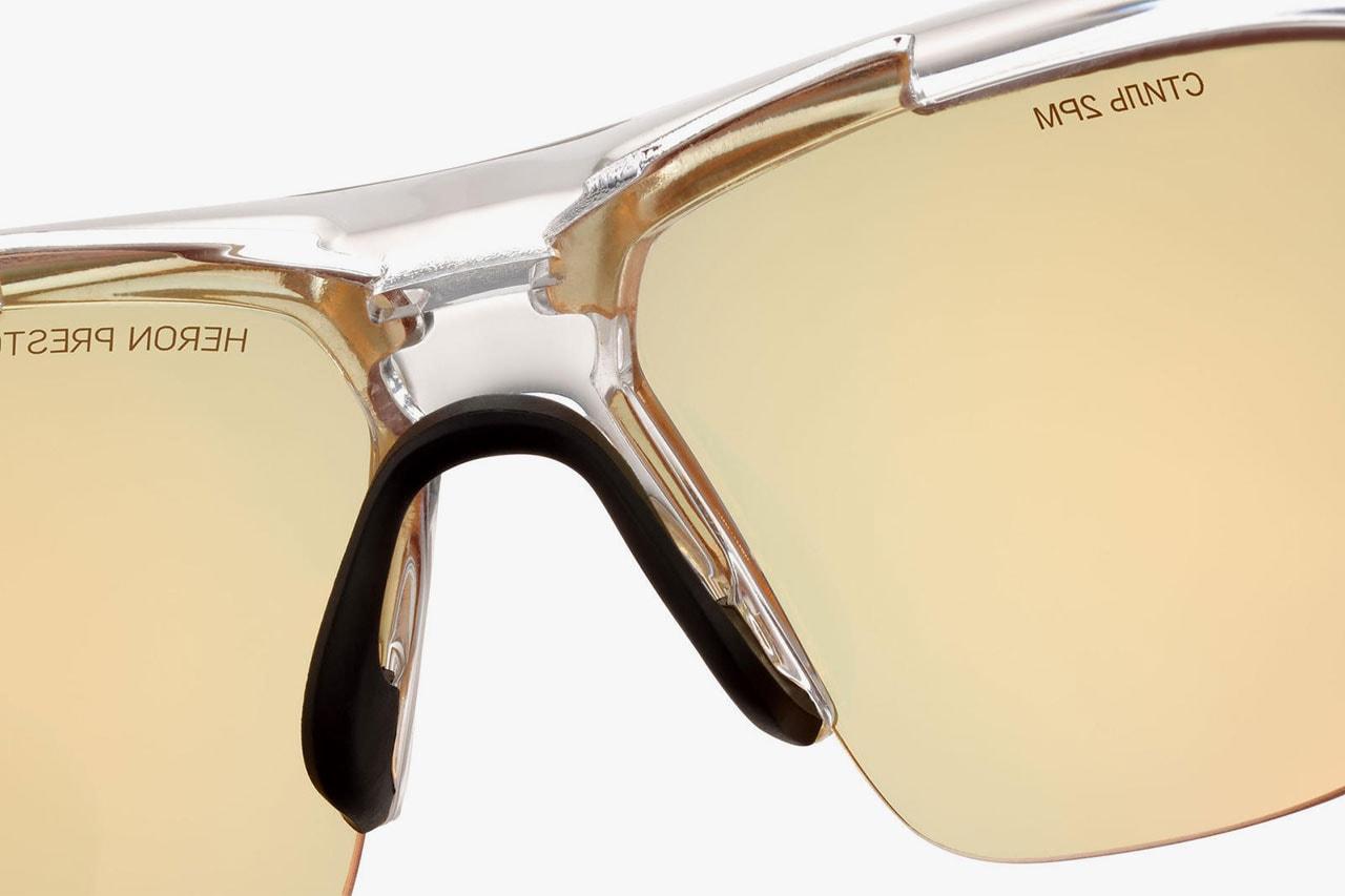 nike hp tailwind heron preston 2018 november fashion accessories sunglasses eyewear