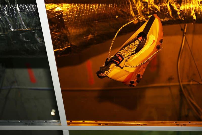 Nike ISPA Program Introduction Info nike react improvise scavenge protect adapt Shamees Aden Nathan Jobe Nike REACT LW WR Mid ISPA sneakers kicks footwear philosophy