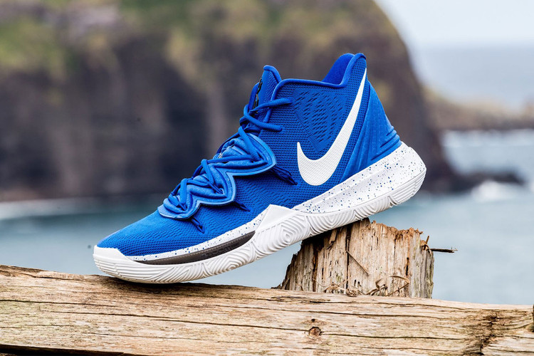 715b5b1fe8fa Nike Kyrie 5 Continues Duke Colorways With Latest PEs