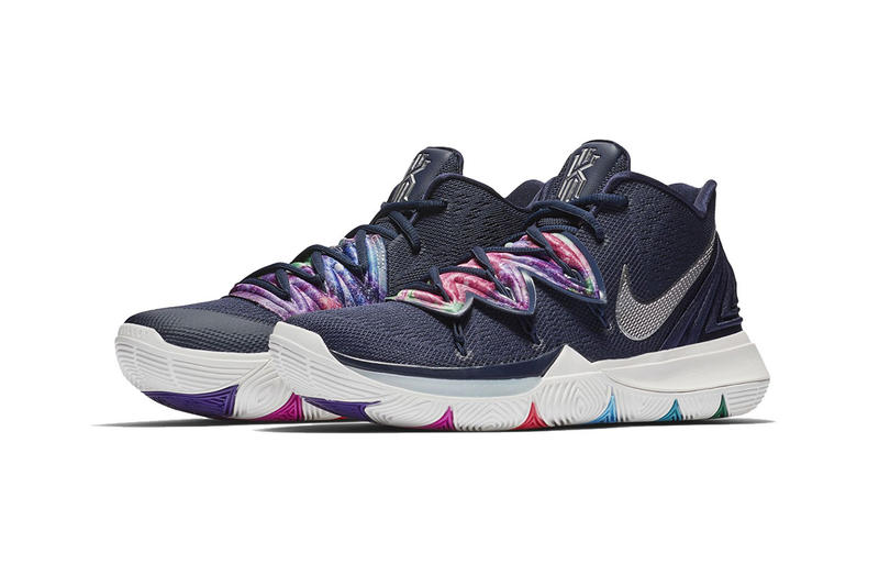 nike kyrie 5 multi color release date 2018 footwear nike basketball kyrie irving