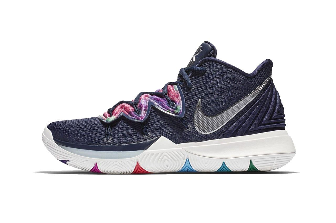 Nike Kyrie 5 Multicolor Release Date