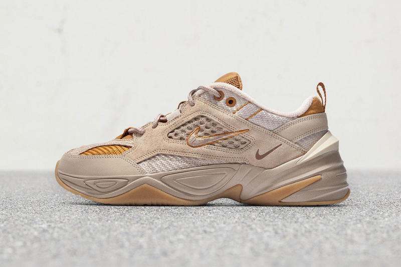new style e5584 f7cca Nike M2K Tekno Corduroy & Textured Pack Release | HYPEBEAST