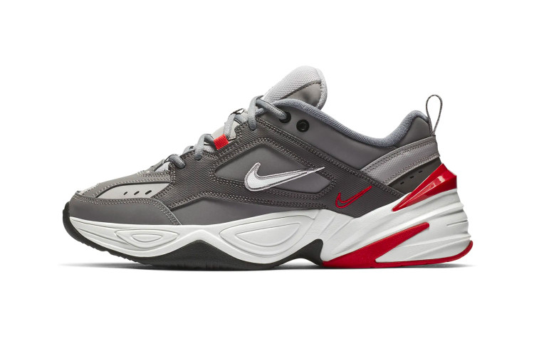 timeless design d3a5c 0b01c Nike M2K Tekno Steps Out in