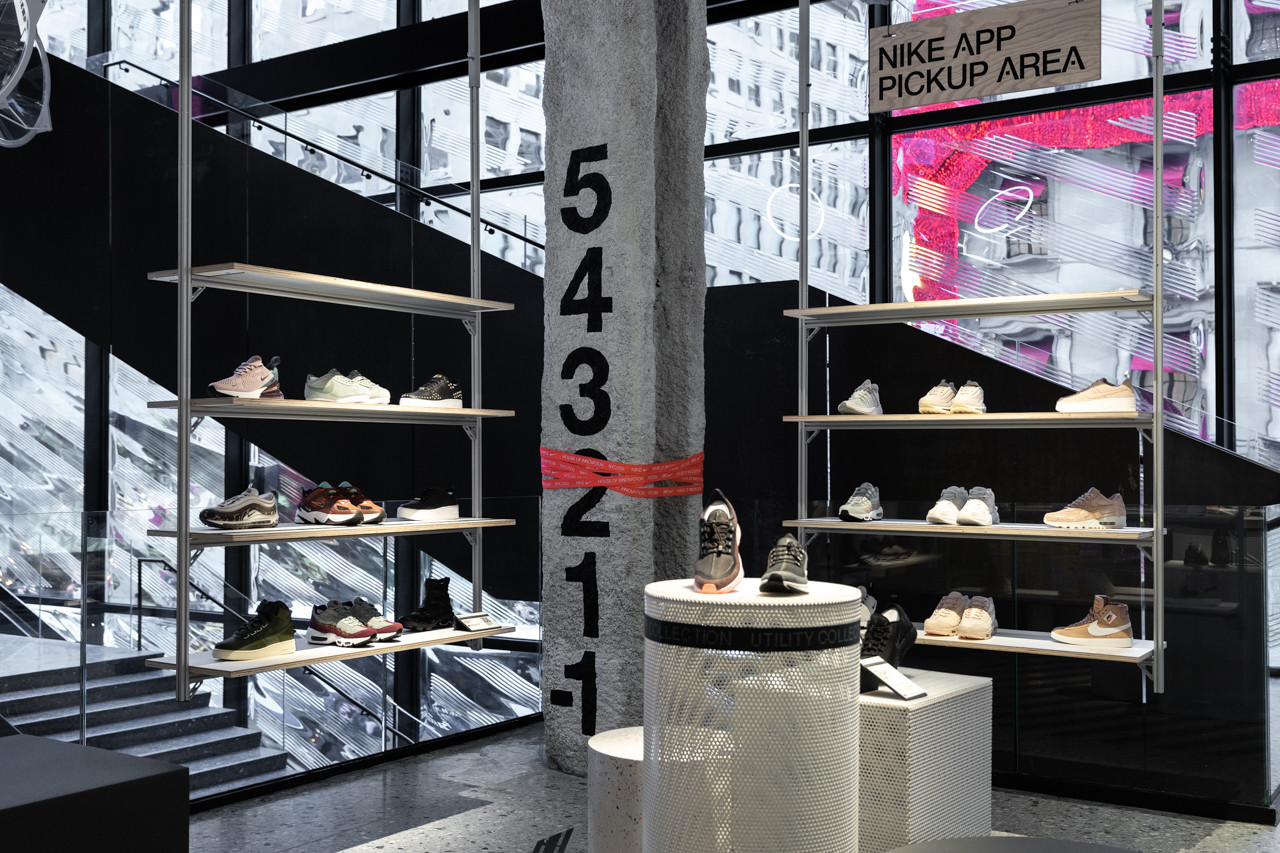 official nike store nyc