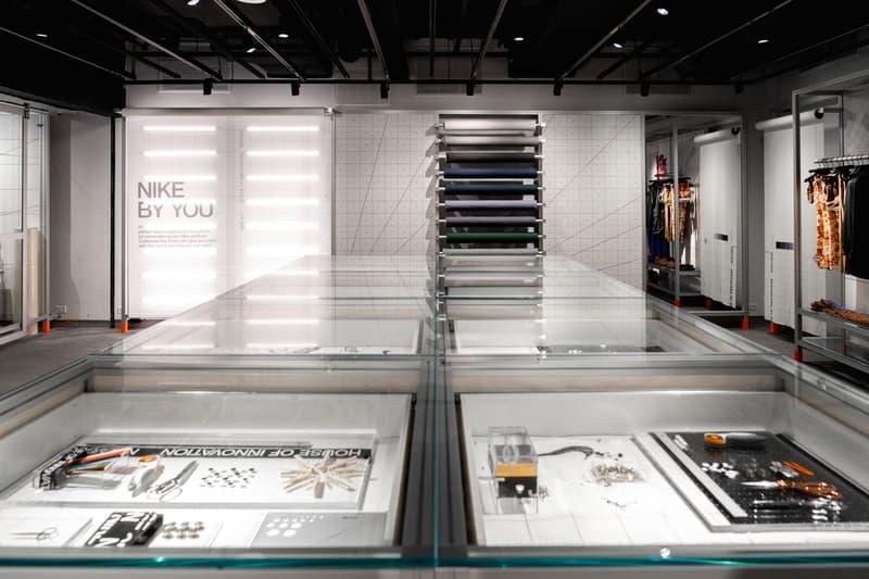 c41b54518 nike house of innovation 000 nyc new york city flagship november 2018  address location store shop