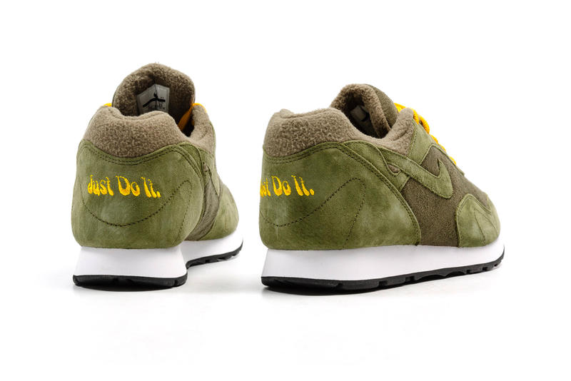 Nike Outburst Olive Canvas Yellow Ochre White Black Release Info Date