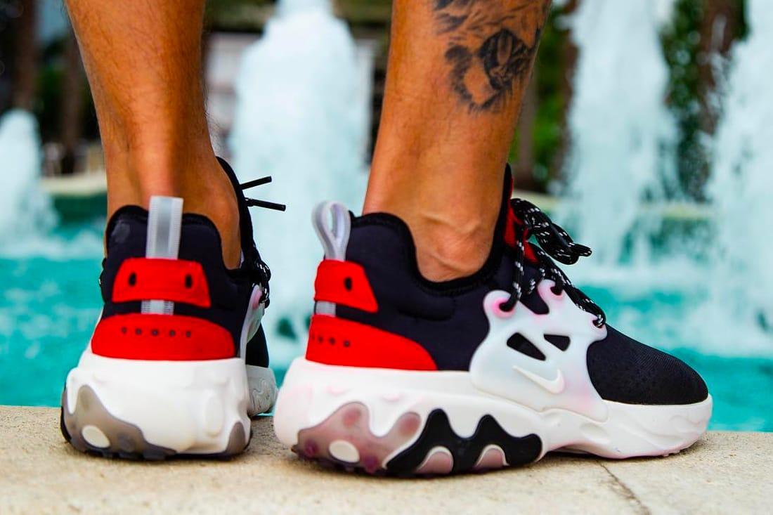 Nike Presto React First Look | HYPEBEAST