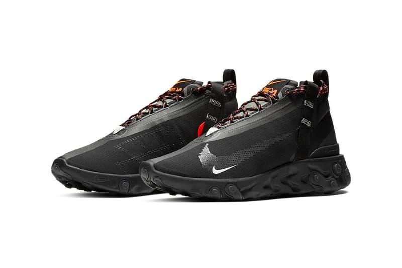 crítico abolir Tranvía  Nike REACT LW WR Mid ISPA