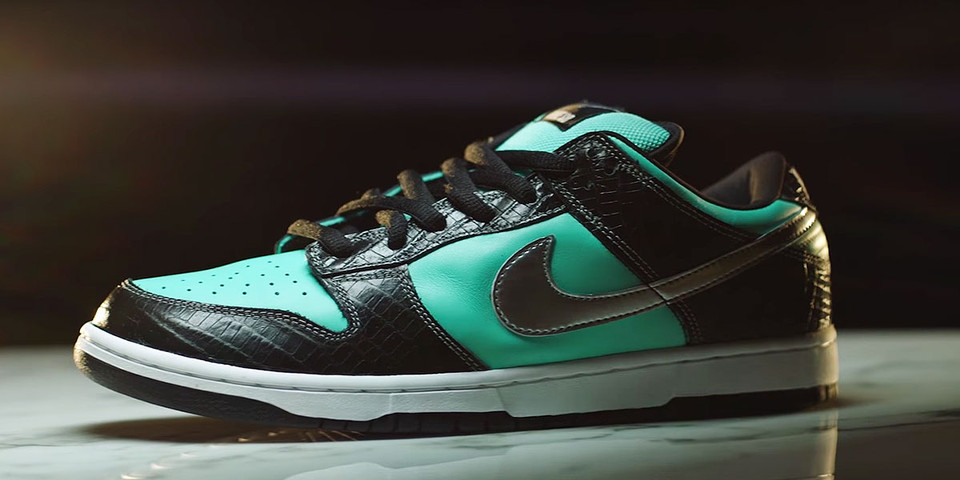 separation shoes 07b14 915e2 Nike SB Diamond Dunk Documentary | HYPEBEAST
