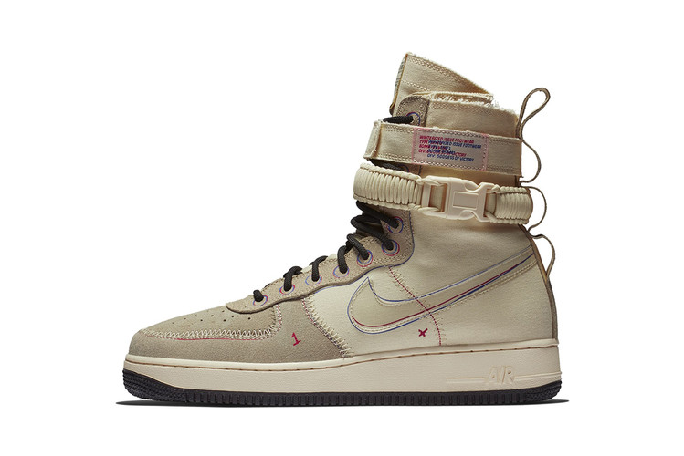 5ab44287e8 Nike Releases SF AF-1 Mid Made to Look Like a Recall
