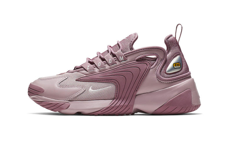 Nike Introduces the Zoom 2K Sneaker model first look black white colorway purple pink women's price release date info