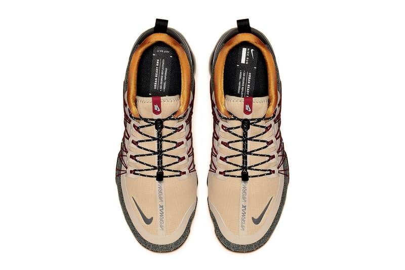 "Nike VaporMax Run Utility ""Retro Colors"" Release sneaker acg"