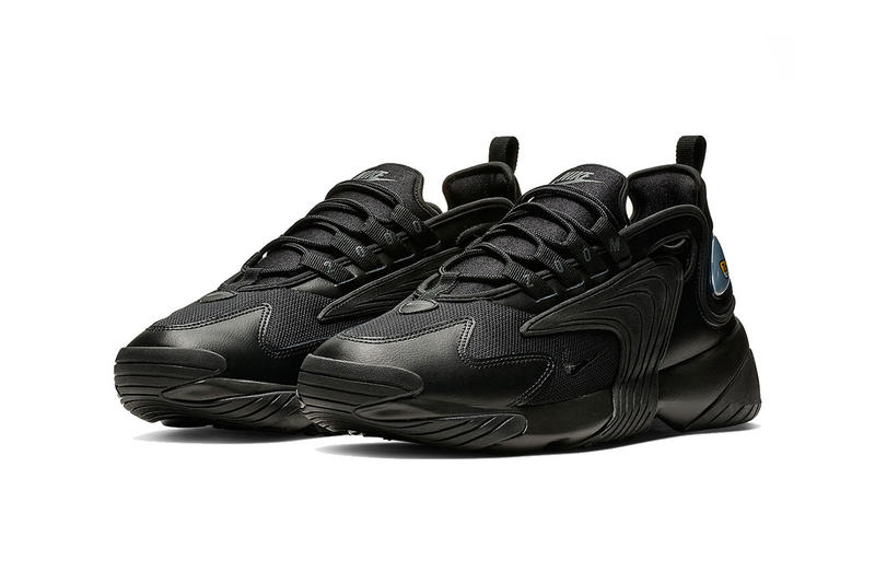 4e3598aea095c nike zoom 2k triple black grey 2018 footwear nike sportswear Triple Black  Cool Grey release date
