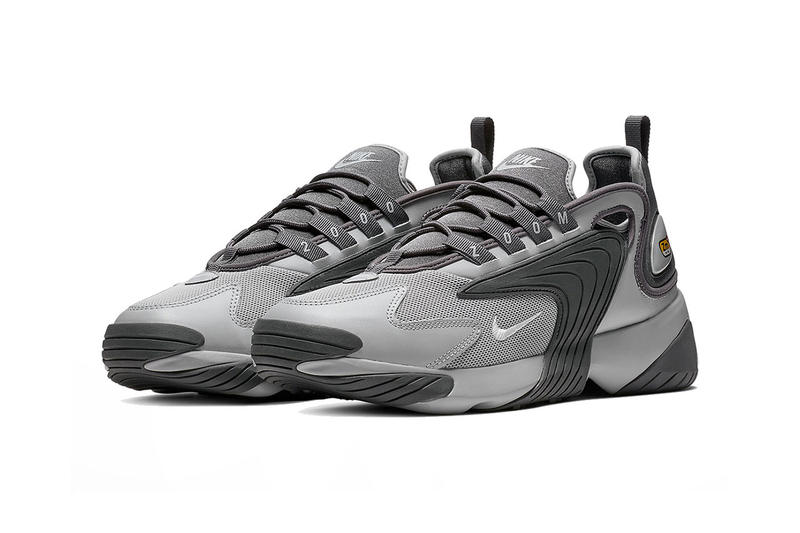 nike zoom 2k triple black grey 2018 footwear nike sportswear Triple Black Cool Grey release date info price