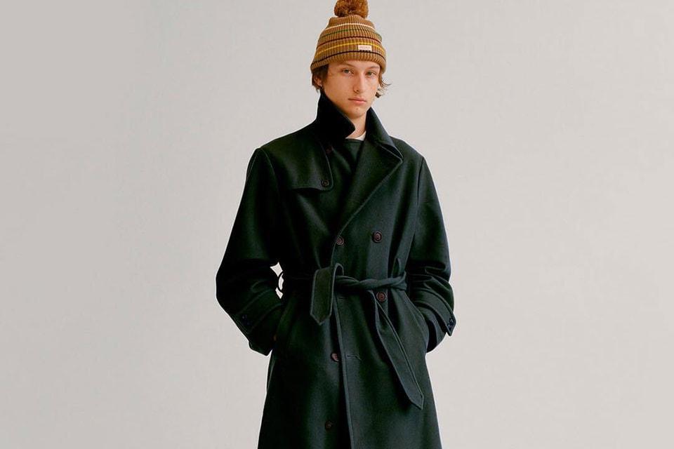 NOAH Debuts $1,200 USD Loro Piana-Lined Trench Coat