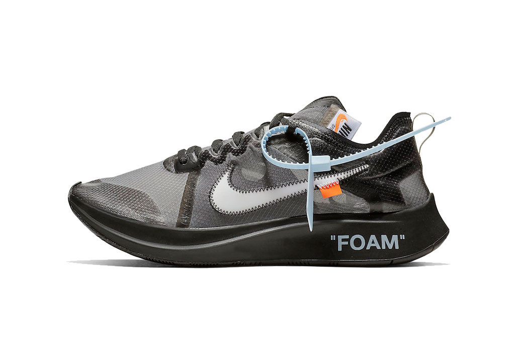 Off-White™ x Nike Zoom Fly Now