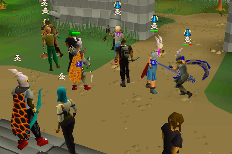 old school runescape online