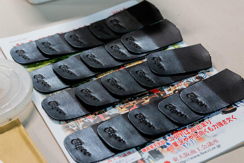 Onitsuka Tiger Customize Personal Unique Nippon-Made Factory Sagawa Osaka Sneakers Footwear Premium Behind the Scenes