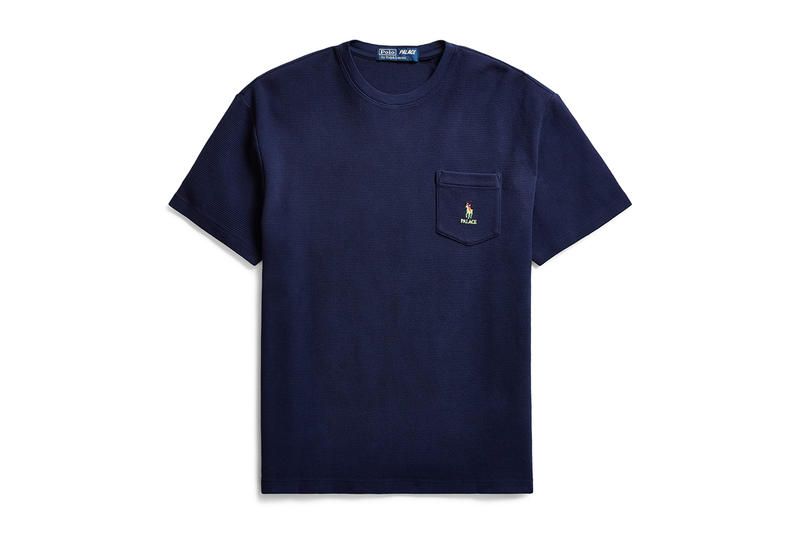 Palace x Polo Ralph Lauren Every Piece Release Details Fashion Clothing Cop Purchase Buy Available Sweatshirt Trousers T-shirt Jacket Hat Accessories Shoes Loafers