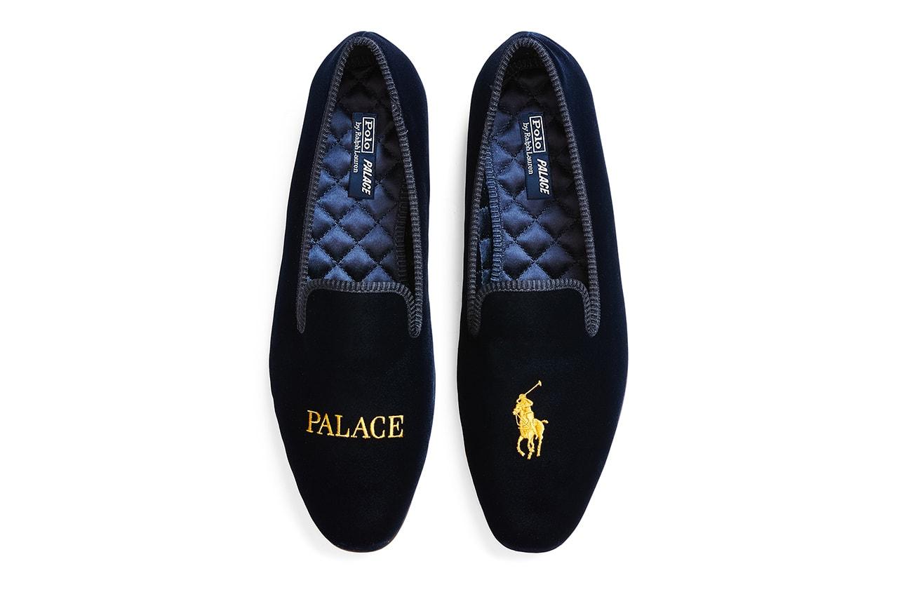 Palace x Ralph Lauren FW18 Release Info