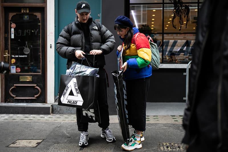 397ea4faf215b Palace Skateboards x Polo Ralph Lauren London Streetsnaps Fashion Clothing  Street-Style Collab Collaboration Closer