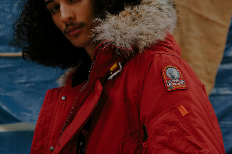 Parajumpers Fall/Winter 2018 Outerwear Collection Parka Down Vest Lookbook