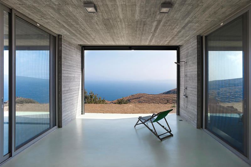 Parallel House En Route Architects Architecture Homes Houses Interior Exterior Design Modern Seaview Mountainous Hills