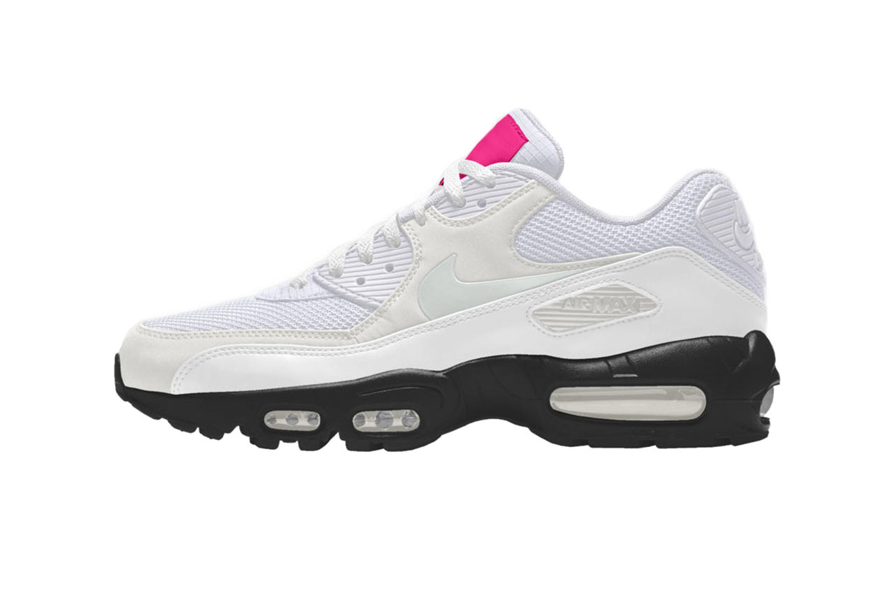 Patta x Nike By You Collection: Air Max