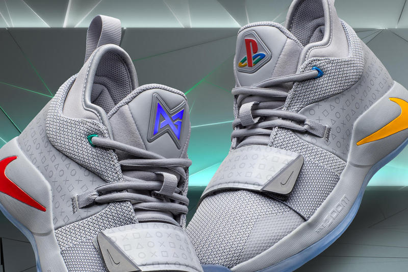 newest collection 85169 d0f64 Paul George PlayStation x Nike PG 2.5 Release Date | HYPEBEAST