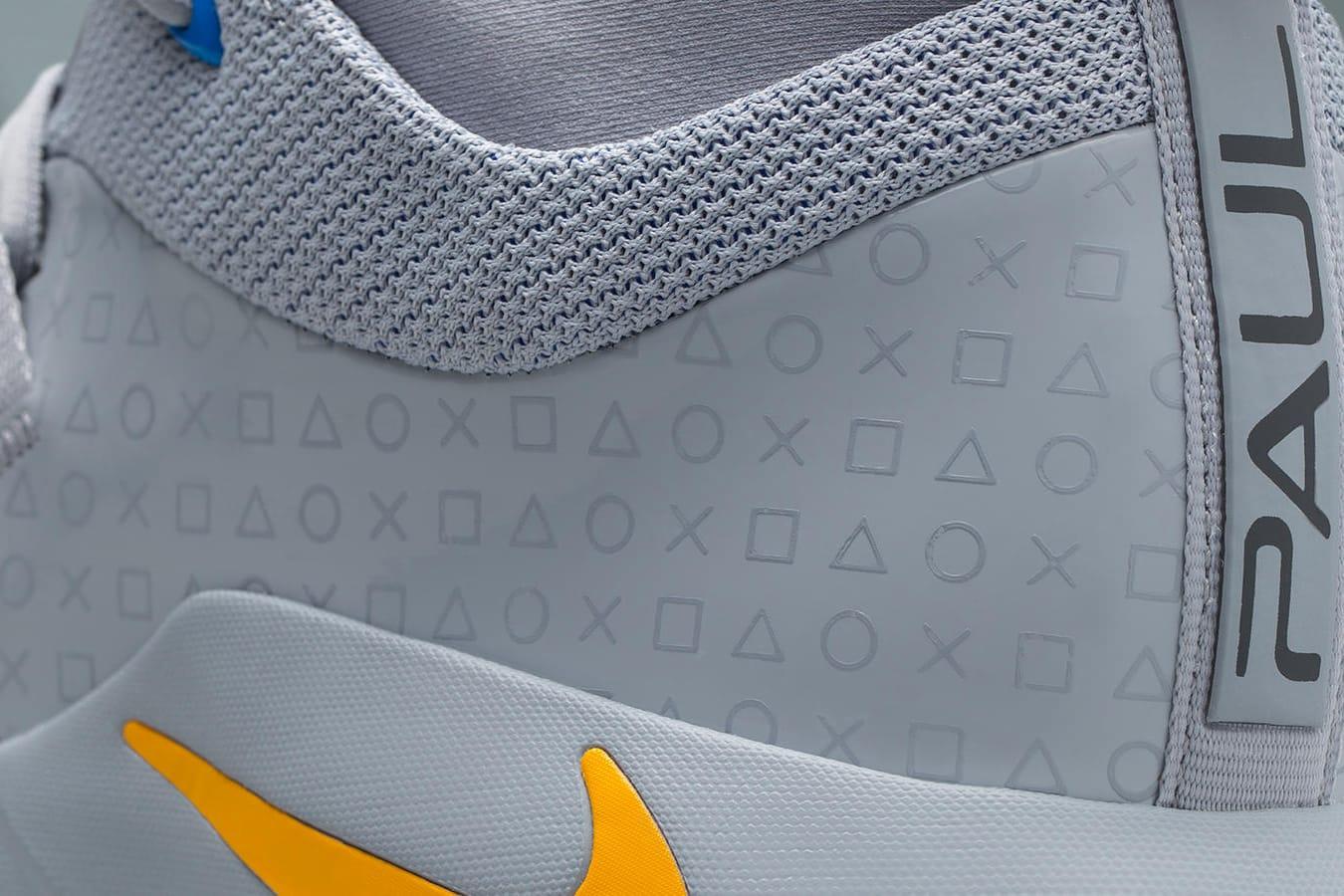 Paul George PlayStation x Nike PG 2.5