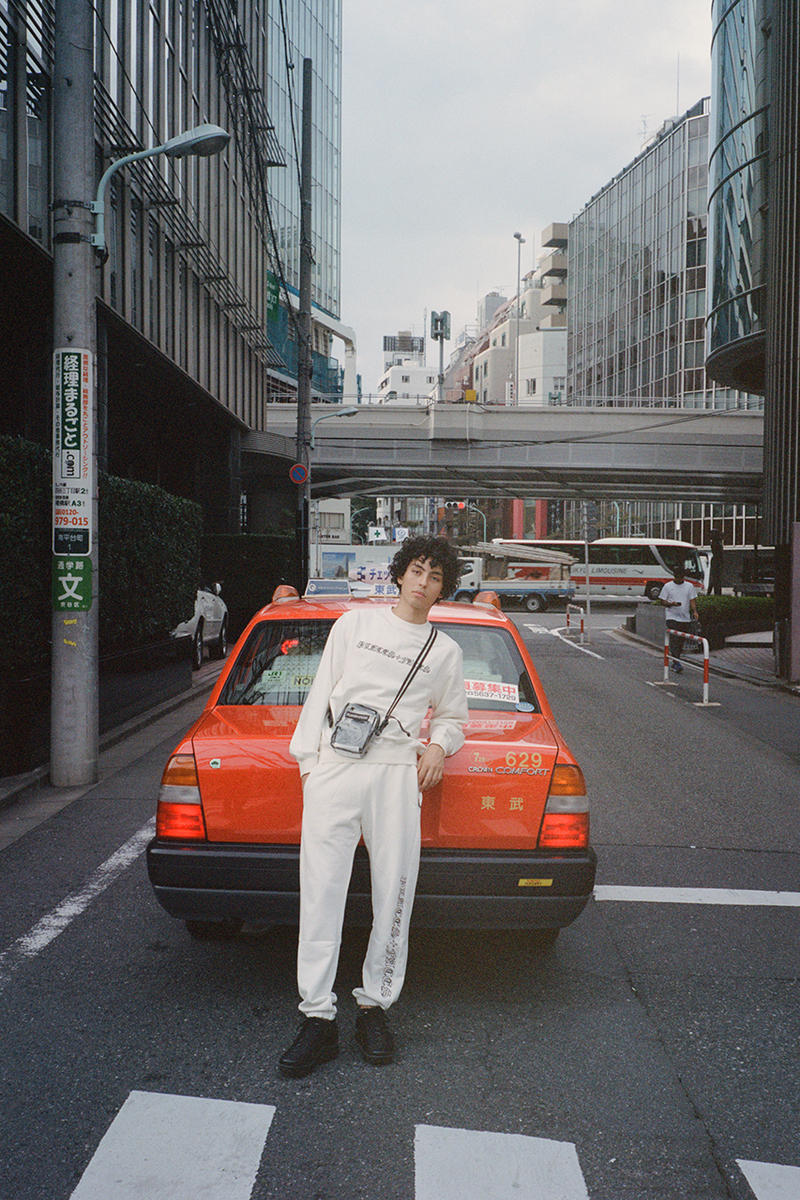Places Faces Fall Winter 2018 Release Lookbook collection drop info november 30 2018 buy waist shoulder bag logo