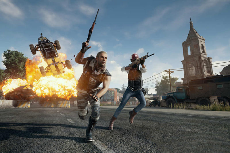 Player Unknown's Battlegrounds Free PUBG Xbox One Microsoft BLUEHOLE