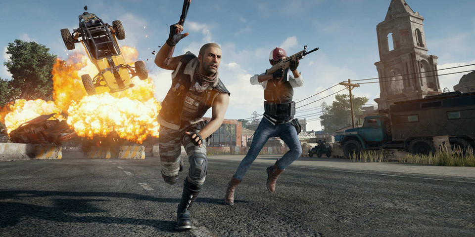 Player Unknown's Battlegrounds Free on Xbox One   HYPEBEAST