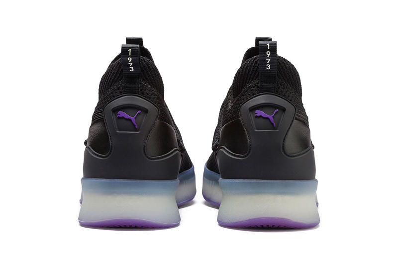 puma clyde court purple glow black electric purple 2018 november footwear