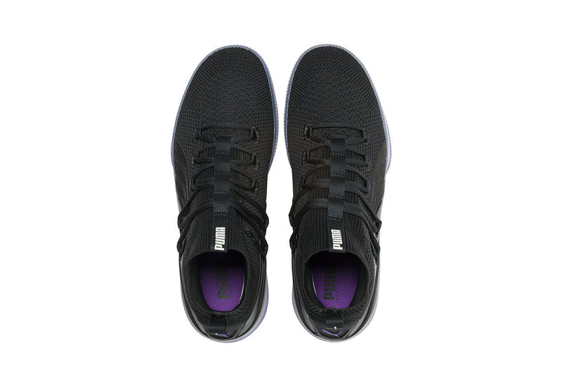 puma clyde court purple glow black electric purple 2018 november footwear 303259e0b