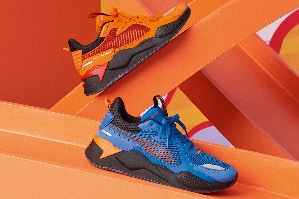 fda46b99179 Mattel Hot Wheels x PUMA RS-X Full Collection | HYPEBEAST