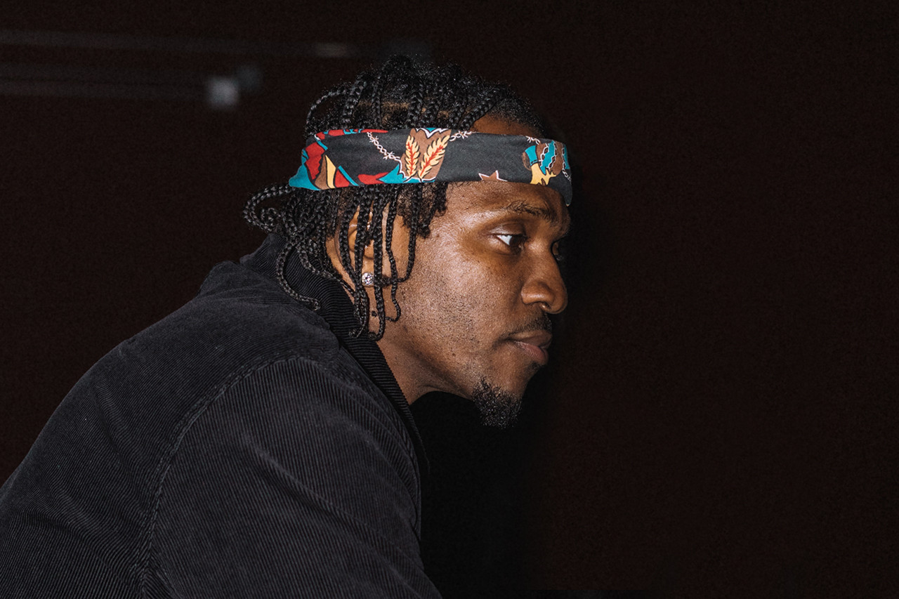 pusha t street snaps style feature interview clothing fashion october 2018 samsung theater outfit