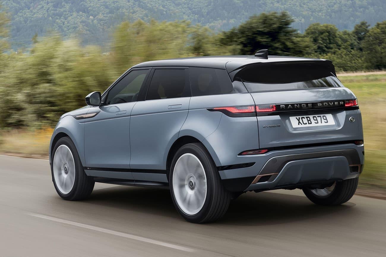 Range Rover Evoque 2020 Luxury Suv Hypebeast