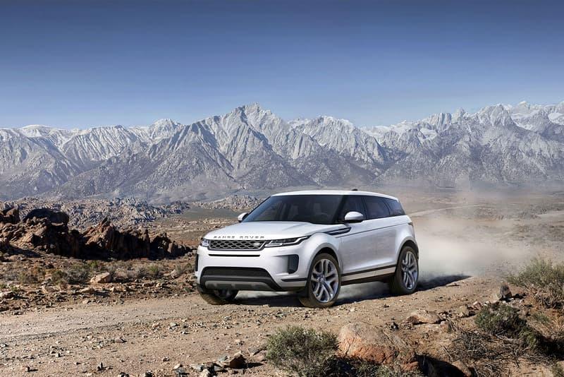 2020 Range Rover Evoque: Redesign, Specs, News, Release >> Range Rover Evoque 2020 Luxury Suv Hypebeast